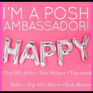 *** Shop w Ease! I Am a Posh Ambassador ***
